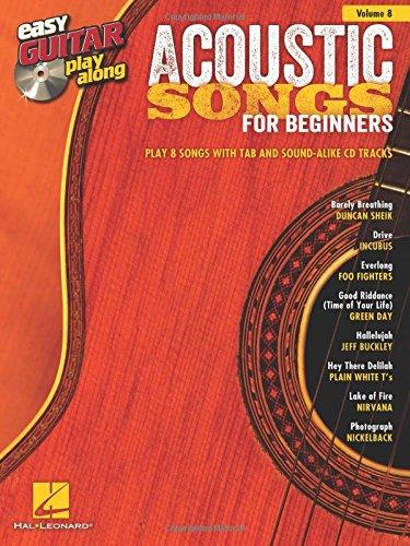 Acoustic Songs Beginners - 1