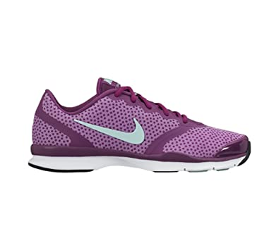 Nike New Women's In Season TR 4 Print Cross Trainer Fuschia/Bold Berry 6.5