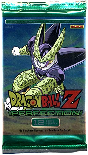 Dragon Ball Z Collectible Card Game Perfection Booster Pack (Dragon Ball Z Board Game)