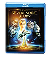 The Neverending Story 30th Anniversary (BD)When young Bastian borrows a mysterious, ornately-bound book, he never dreamed turning a page would draw him into a shimmering fantasy world of racing snails, hang-glider bats, soaring luckdragons, p...