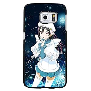 Samsung Galaxy S6 Edge Plus Characteristic Lovely Style Anime Love Live Role Cover Case for Samsung Galaxy S6 Edge Plus Famous Popular Endearing Love Live Phone Case