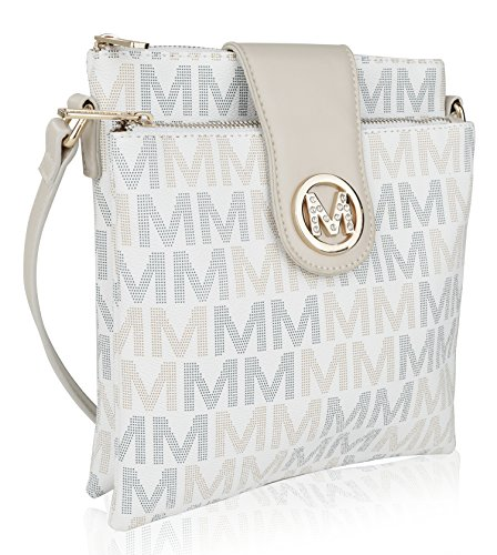 b34b78e43541 MKF Collection by Mia K. Farrow Marietta M Signature Crossbody