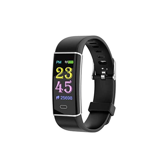 Amazon.com: FEDULK Sports Smart Watch Heart Rate Sleep ...