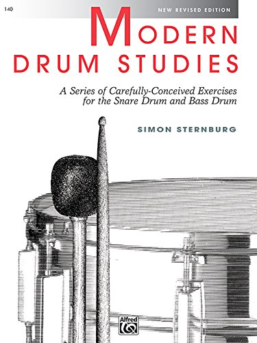 Modern Drum Studies: A Series of Carefully Conceived Exercises for the Snare Drum and Bass Drum
