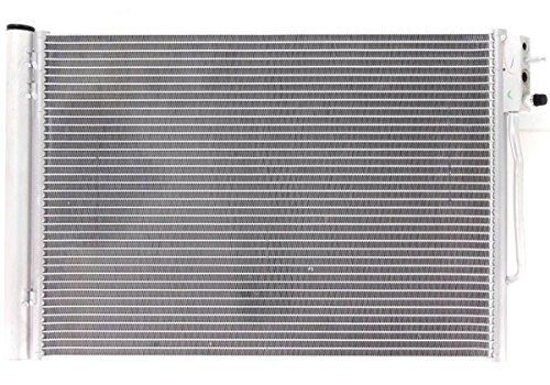 Sunbelt A/C AC Condenser For Chevrolet Malibu Buick LaCrosse 30026 Drop in -