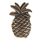 Jim Clift Design Pineapple Copper Lapel Pin - 25 Count
