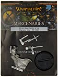 Privateer Press Mercenaries - Eiryss Mage Hunter Model Kit