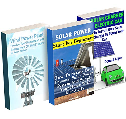 Off-Grid Energy: Halve Your Electricity Bills With Solar Panels And Wind Power Plant: (Energy Independence, Lower Bills & Off Grid -