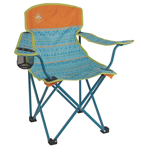 Coleman Kids Camp Chair make fun camping activities kids love and adults will too to keep from being bored and fun campfire games are just the start of tons of fun camping ideas for kids!