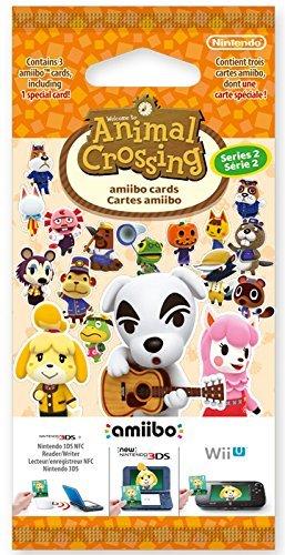Animal Crossing Happy Designer amiibo Cards