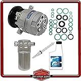 Pontiac 6000 A/C Compressors & Components - Universal Air Conditioner KT 3032 A/C Compressor and Component Kit
