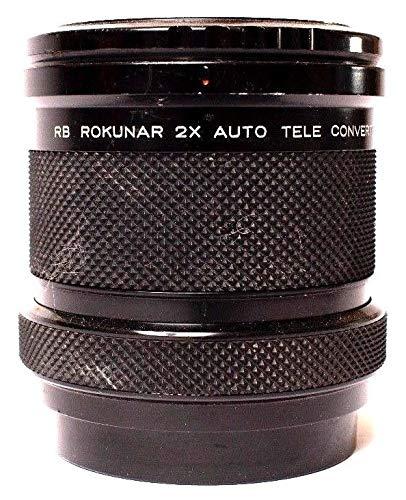 (Rokunar RB 2X Auto Tele Converter Mamiya RB67 Camera)
