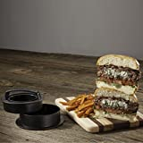 Cuisinart CSBP-100 3-in-1 Stuffed Burger Press