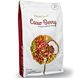 CleanPaleo Cacao Berry Paleo Breakfast Cereal Blend (Grain Free, Gluten Free) Certified Paleo (350g) 7x 50g Servings Healthy Crunch & Crunchy Low Carb Snack