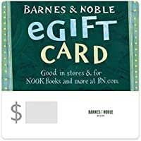 Barnes & Noble Gift Card - Email Delivery
