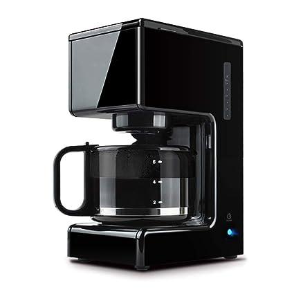YSCCSY Cafetera De Café Completamente Automática Estilo Americano Máquina De Goteo Tipo Casa Inteligente Pequeña Está