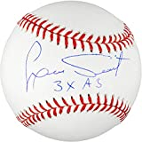 Luis Tiant Autographed Baseball with 3 Time All-Star Inscription - Fanatics Authentic Certified - Autographed Baseballs