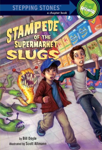 Read Online Stampede of the Supermarket Slugs (A Stepping Stone Book(TM)) ebook