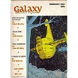 Galaxy Magazine, February 1968 (Vol. 26, No. 3)