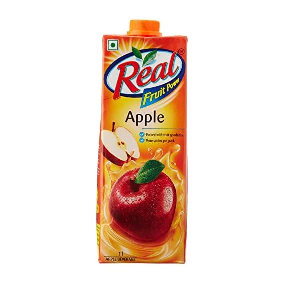 Real Fruit Power Apple - 1L