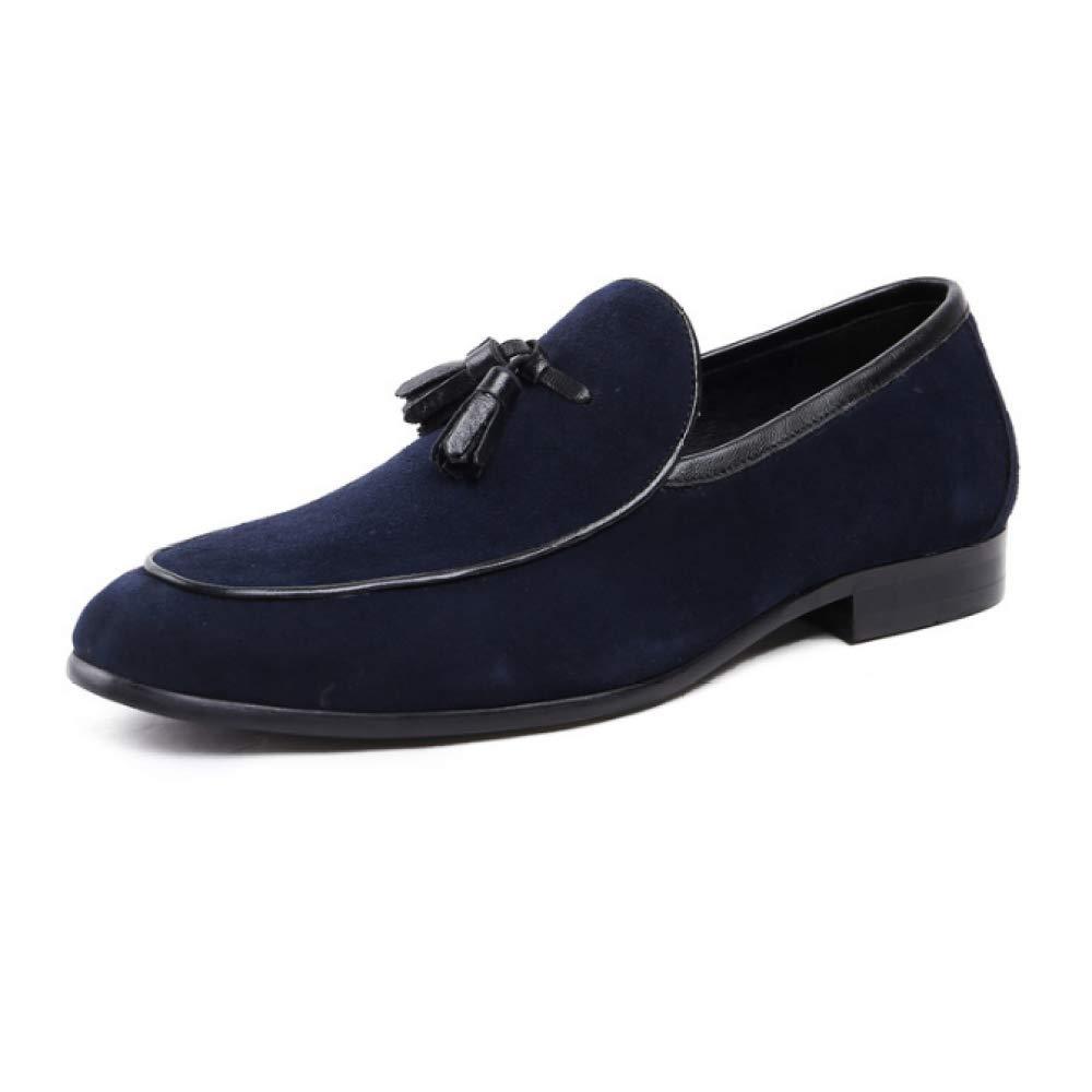 YCGCM Herrenschuhe, Geschäft, Lässig, Bequem, Stilvoll, Tragbar, Leicht, Niedrig Top Schuhe Blau