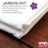 "Medslant Allergen Barrier ""BIG"" Wedge Pillow Cover for the Medslant BIG Wedge Pillow Only"