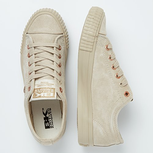 Master Sneakers Lo LT Bassa Donne GOLD British BEIGE Knights ROSE wqTpAwS