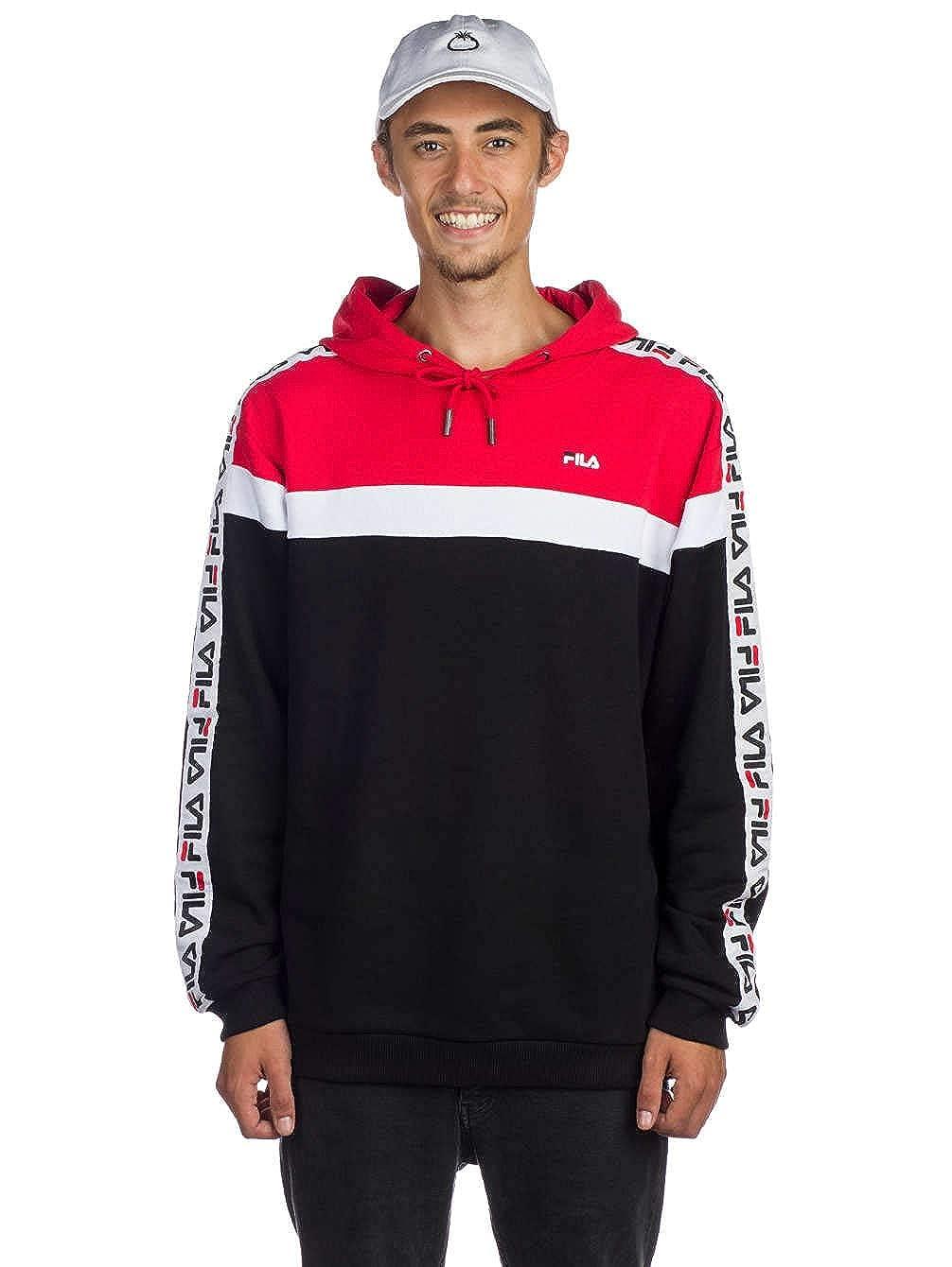 Fila Herren Sweater Robben Sweat Hoodie: : Bekleidung