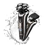 Electric Razor Rotary Shaver for Men, RENPHO Men's Electric...