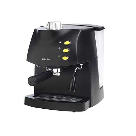 Selecline 865107 - Cafetera (Independiente, Máquina espresso, 1,8 ...