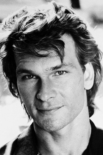 Patrick Swayze in Road House Poster