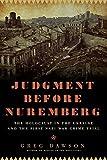 Judgment Before Nuremberg