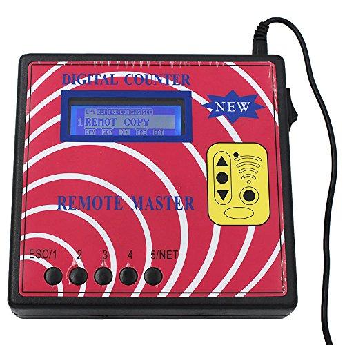 Ecusells New Digital Counter Remote Master Frequency Display Machine,Remote Copier,Regene