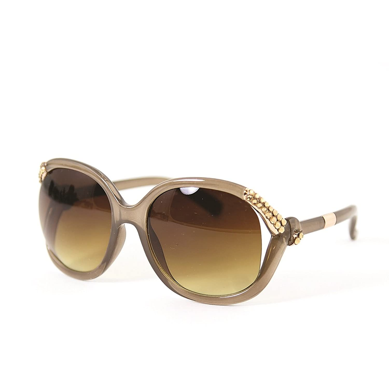 Fashion Oversized Sunglasses Made With Swarovski Elements