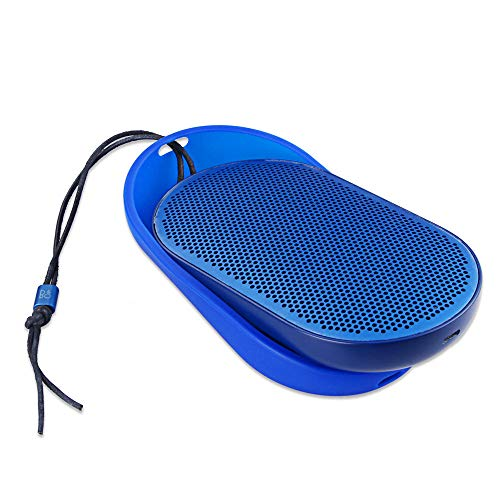 Price comparison product image Most Gifted! Teresamoon Silicagel Travel Carrying Cover Case for Beoplay P2 Bluetooth Speaker BU