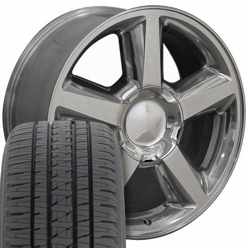 chevy truck rims and tires - 3