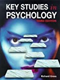 Key Studies in Psychology, Richard Gross, 034072045X