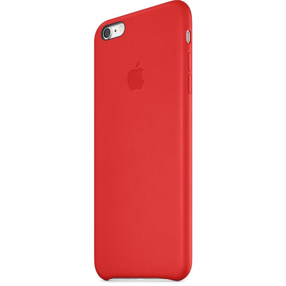 custodia pelle rossa iphone 6