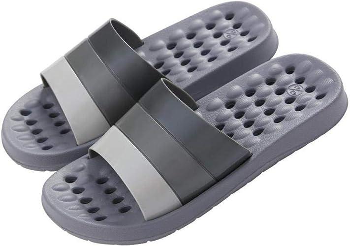 B/H massage slippers women, Anti-slip