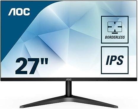 AOC 27B1H, LCD Display Monitor (68,6 cm/27