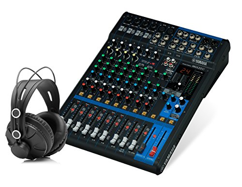 Yamaha Audio Consoles - 5