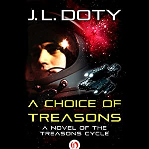 A Choice of Treasons Audiobook