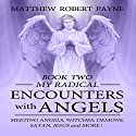 My Radical Encounters with Angels: Meeting Angels, Witches, Demons, Satan, Jesus and More Audiobook by Matthew Robert Payne Narrated by Steve Bremner