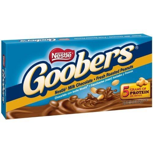 - Goobers Chocolate Theater Box, 3.5 oz by Goobers