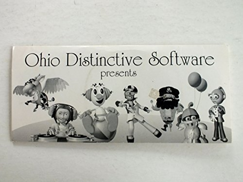 Ohio Distinctive Software Bovinalina's Language Teacher's Edition 4 CD's