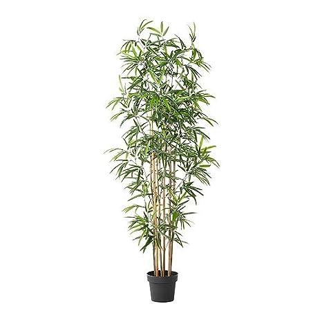 Ikea Fejka Plante En Pot Artificielle Bambou 21 Cm