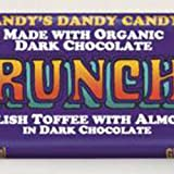 Amys Organic Crunchy Candy Bar, 1.3 Ounce -- 12 per case.