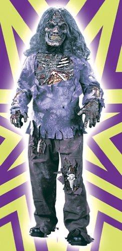 (Fun World Zombie Complete Child Costume - Small)