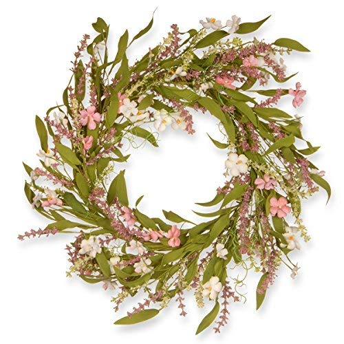 National Tree Company 22 in. Spring Wreath