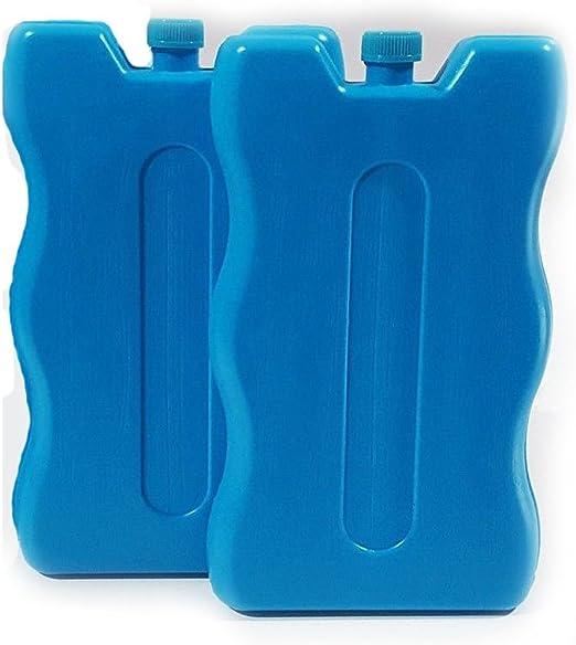 Bloques de hielo para congelar de color azul, de 1 a 4 unidades ...